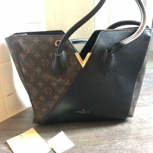 Louis Vuitton Kimono Tote Black